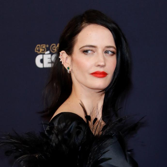 """Eva Green était nommée dans la catégorie""""meilleure actrice"""" aux côtés d'Anaïs Demoustier."""