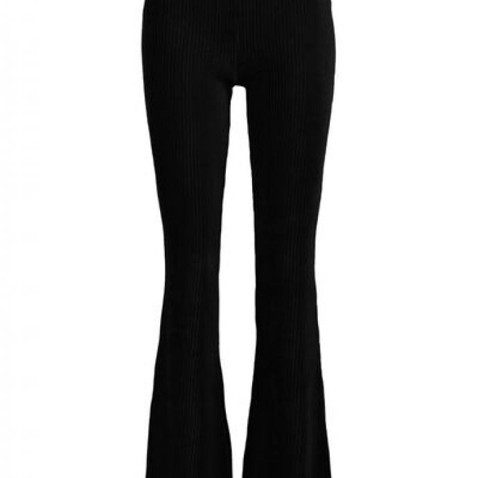 "Pantalon Flare en velours côtelé de chez America Today - ""Flared Pants Charly""- 29,99€"