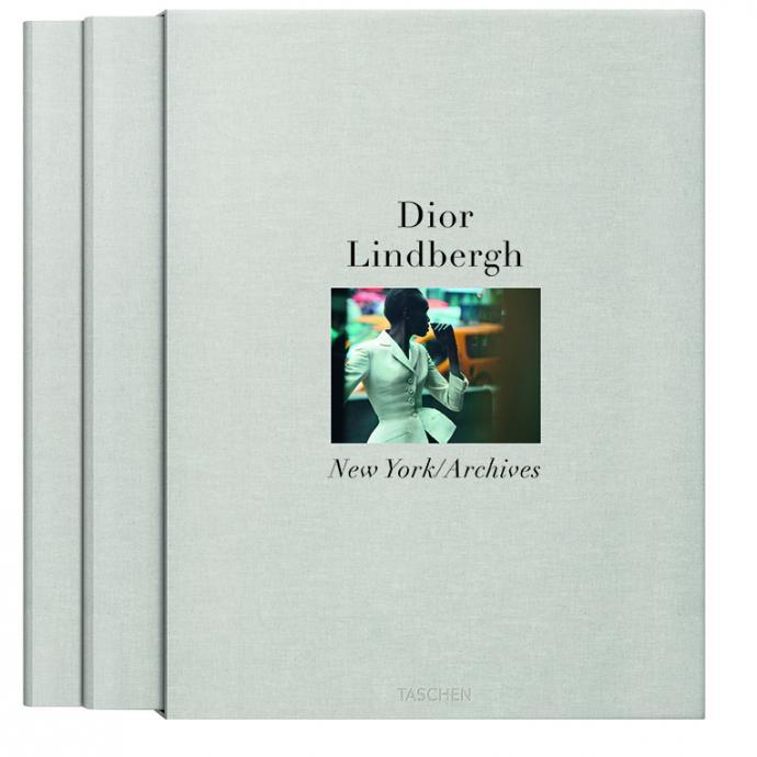 Livre Dior X Lindbergh, Taschen, 150 €.