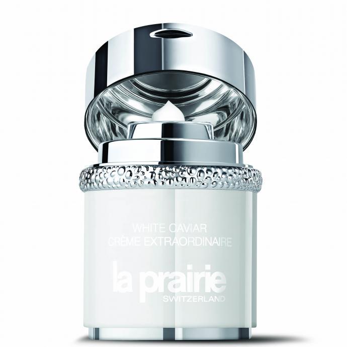 White caviar Creme Extraordinaire, La Prairie, 593 €.
