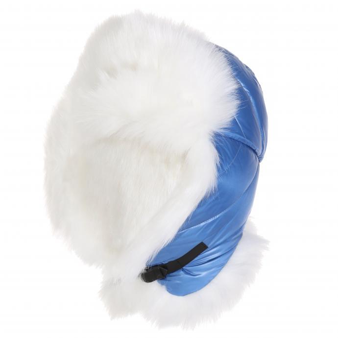Chapeau fourre, Woolrich, 270 €.