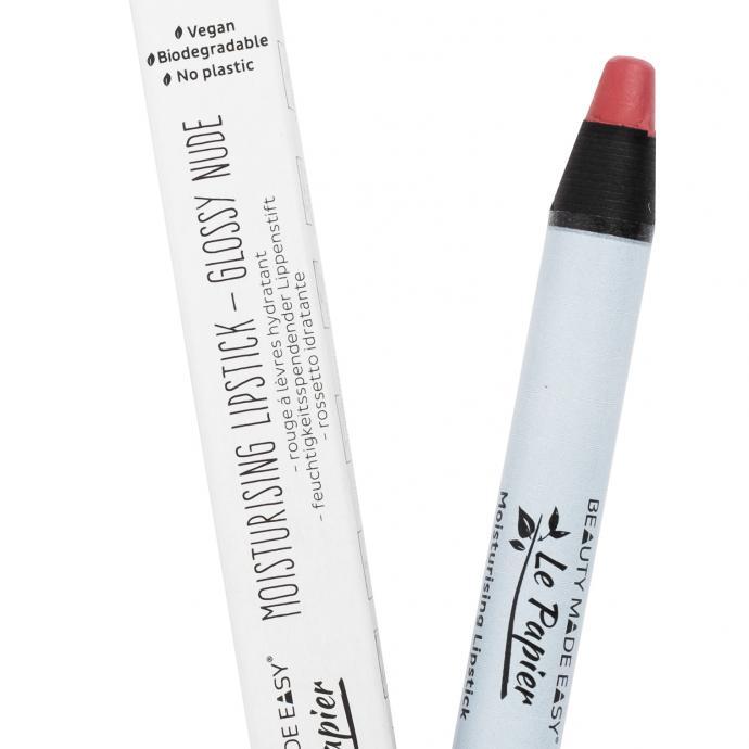 Rouge à lèvre vegan, Blossom nude, 13, 95 €