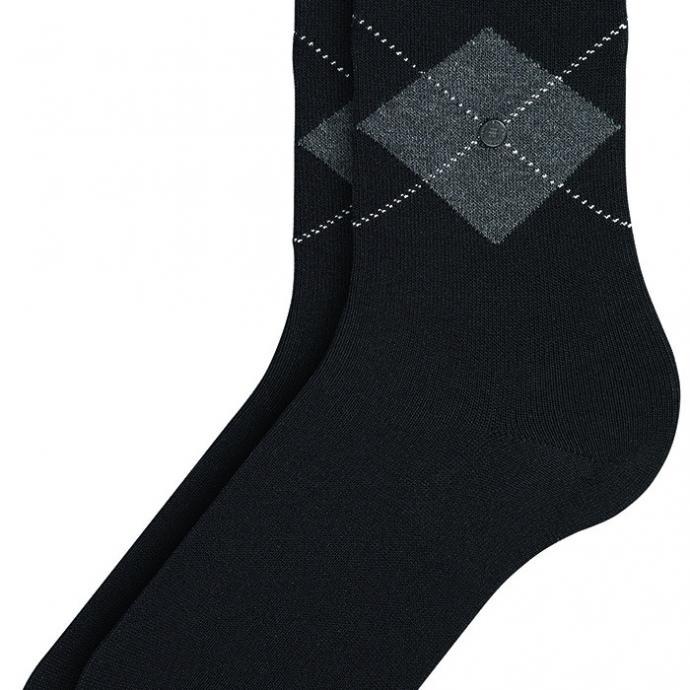 <strong>Une chaussette classique chic</strong> : Chaussettes en laine, Burlington, 18&euro;