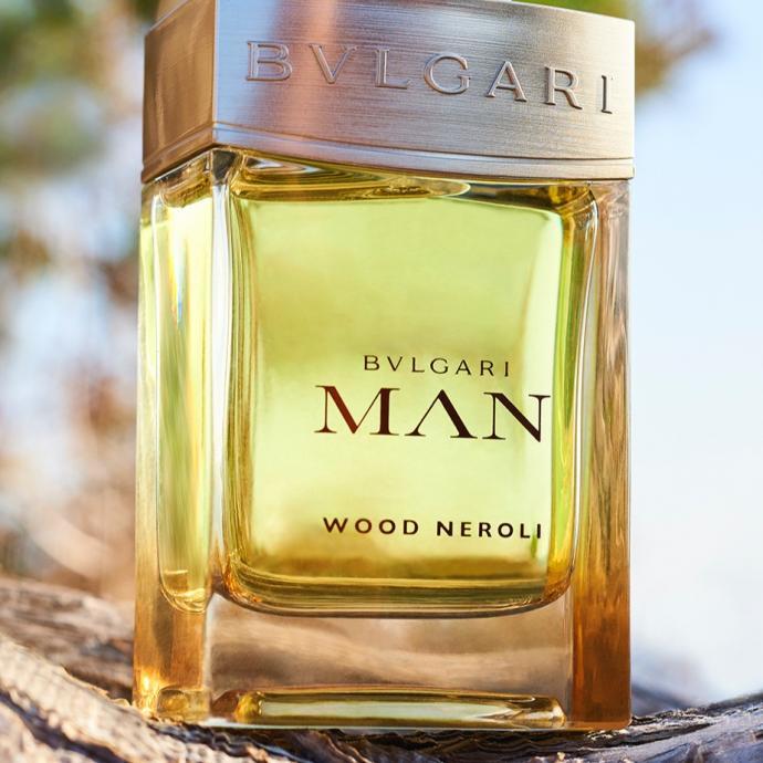 <strong>Au Maroc</strong> avec un parfum aux essences de n&eacute;roli, Bvlgari, 60 ml, 80 &euro;.&nbsp;