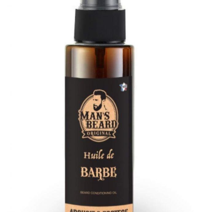 Créer à partir d'huile essentielle, cette huile à barbe permet d'adoucir et de protéger les poils. Elle permet aussi de prévenir la sécheresse des poils. À utilisez quotidiennement pour un résultat soyeux.