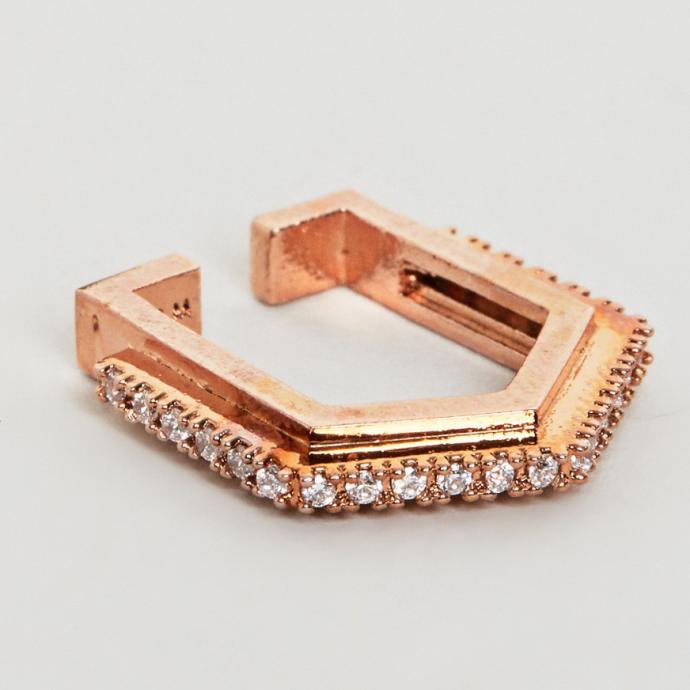 La tendance du rose gold est peut-être derrière nous, mais on ne résiste pas à ce bijou, qui donne à notre look la touche raffinée dont il a besoin.