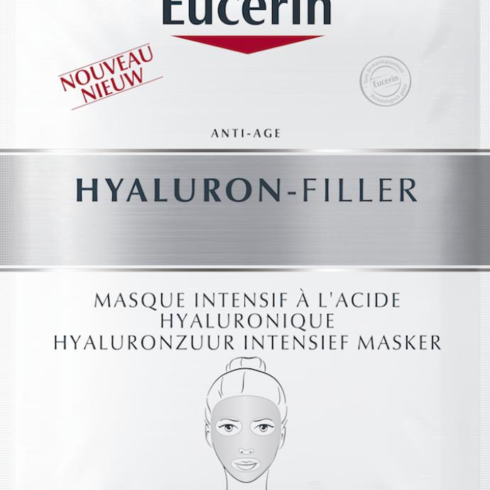 Masque intensif à l'Acide Hyaluronique, Eucerin, 9,50 €