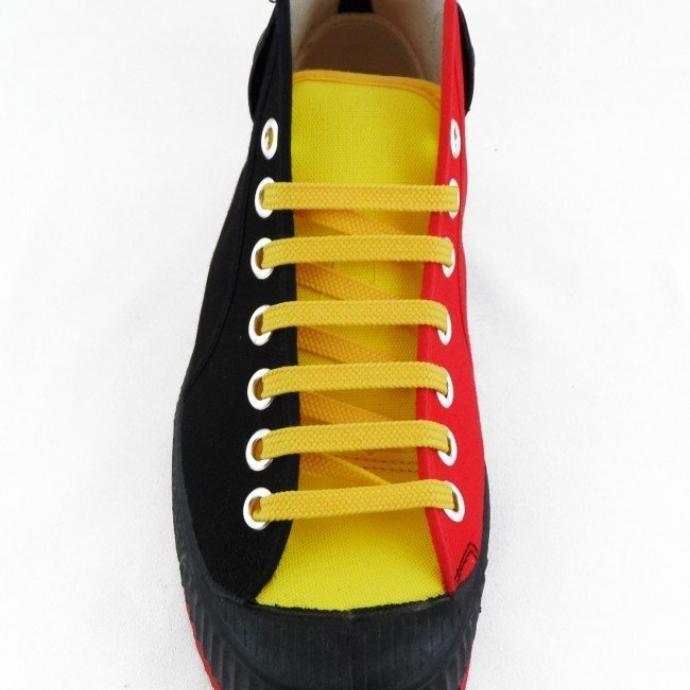 """Basket tricolore, <a href=""""http://www.cebo-schoenen.be"""">www.cebo-schoenen.be</a>"""