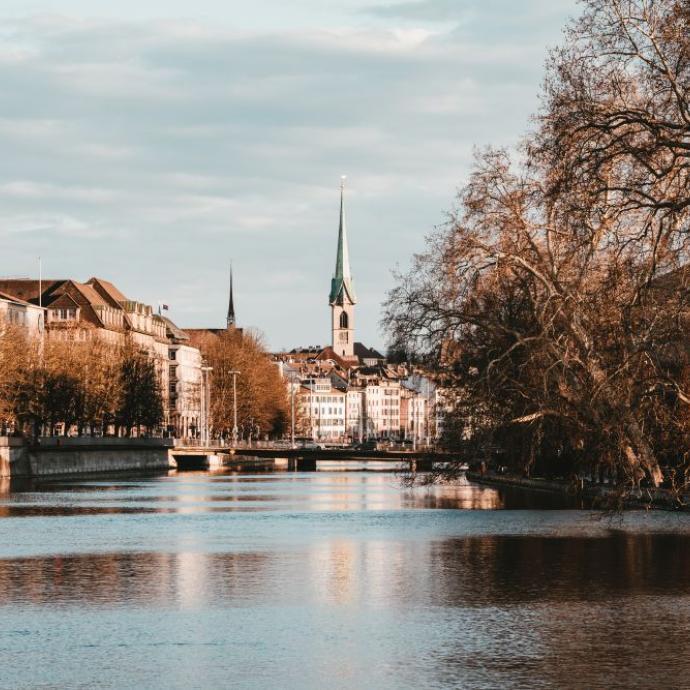 1. Zurich<br />Credits: unsplash/claudio schwarz