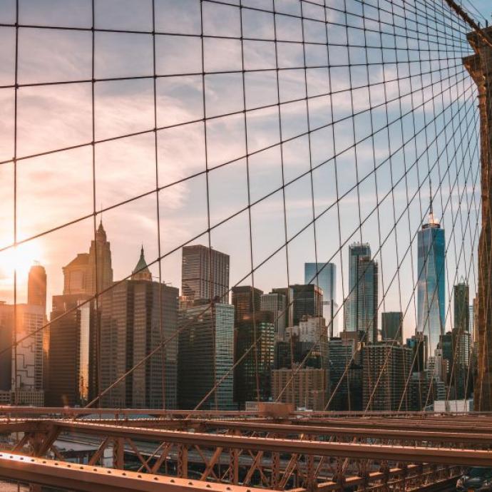 7. New York (ville r&eacute;f&eacute;rence)<br />Credits: unsplash/ colton duke