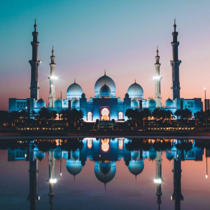 10. Abu DhabiCrédit: unsplash/david rodrigo