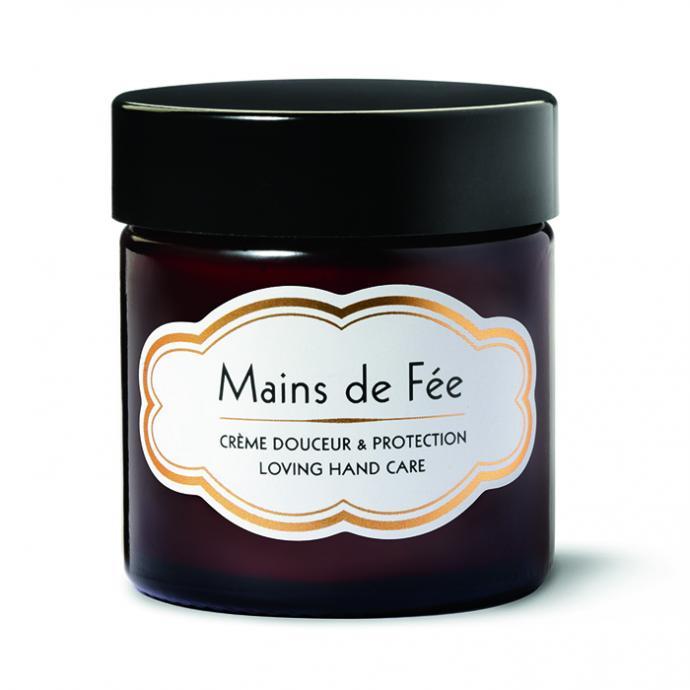 L'essentiel soin pour les mains : Crème Mains de Fée, Delbôve Botanical, 38€.