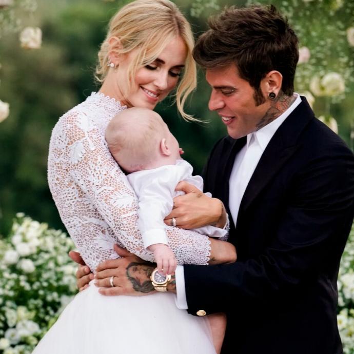 Leur fils, Leone, est né le 30 mars à Los Angeles.
