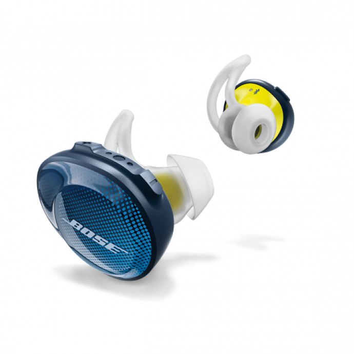 Des earbuds pour qui&#39;l puisse &eacute;couter de la musique et rester en contact avec vous m&ecirc;me sur la route.<br /><em>Ecouteurs SoundSport Fee, Bose, 179, 95 &euro;.</em>