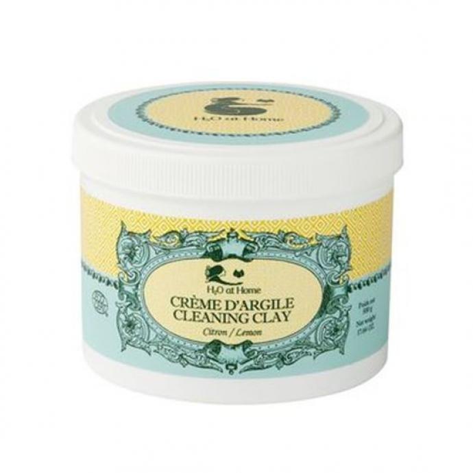 Crème d'argile au citron 500g