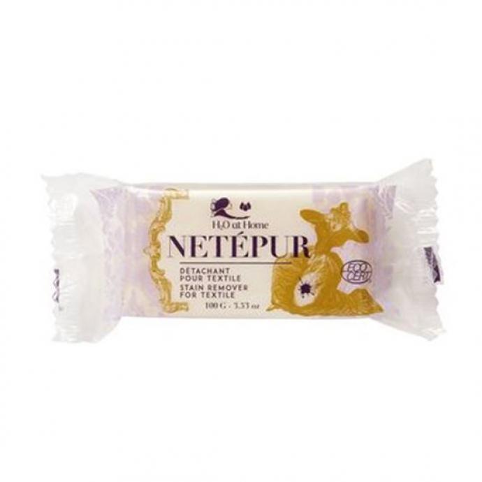 """Savon pour textile solide """"Netépur"""" 100g"""