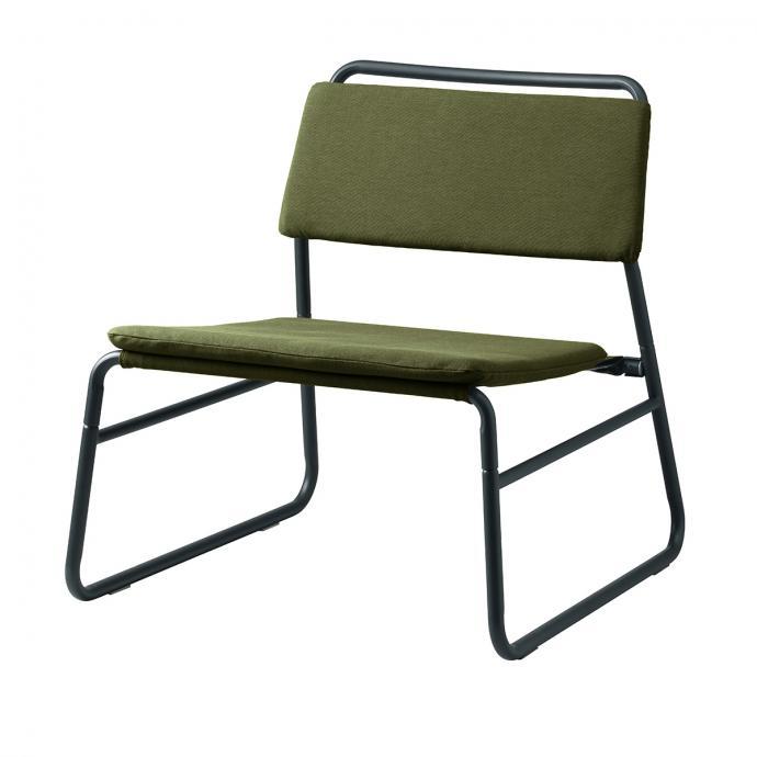 Fauteuil de jardin vert foncé, Linneback, Ikea, 39,90€.