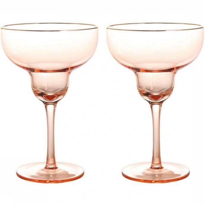 Set de verres à Margarita &Klevering, 29,95€ chez Juttu.