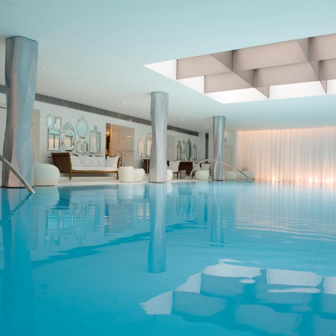 Le spa de1500 m2.