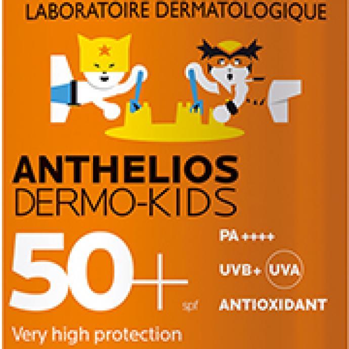 Anthelios Dermo-Kids, invsible mist, La Roche Posay ; 20,90€.