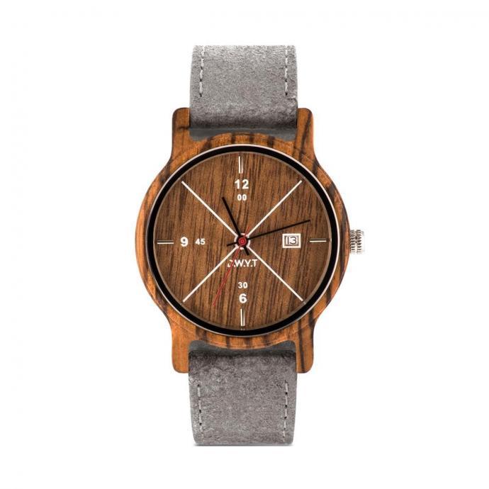 Montre unisexe, D.W.Y.T. Watch, 149 euros.