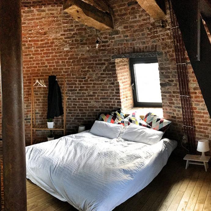 """Am&eacute;nag&eacute; dans un ancien moulin &agrave; vent du XIXe si&egrave;cle dans la r&eacute;gion du Centre, <a href=""""http://www.lemoulinduya.be"""">le Moulin du Ya </a>est un g&icirc;te 3 &eacute;pis pouvant accueillir une famille avec enfants. Mise &agrave; disposition d&#39;un tandem pour visiter la r&eacute;gion."""
