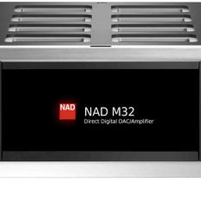 Le NAD M32 est un amplificateur intégré haut de gamme, compatible BluOS, proposant une multitude de fonctionnalités. Musical et puissant, il accompagne parfaitement tout type d'enceintes, même les plus difficiles, qu'elles disposent de multiples haut-parleurs ou de charges complexes. Il est équipé d'une entrée phono et d'une sortie casque permettant d'offrir le meilleur à tous les amateurs de musique.
