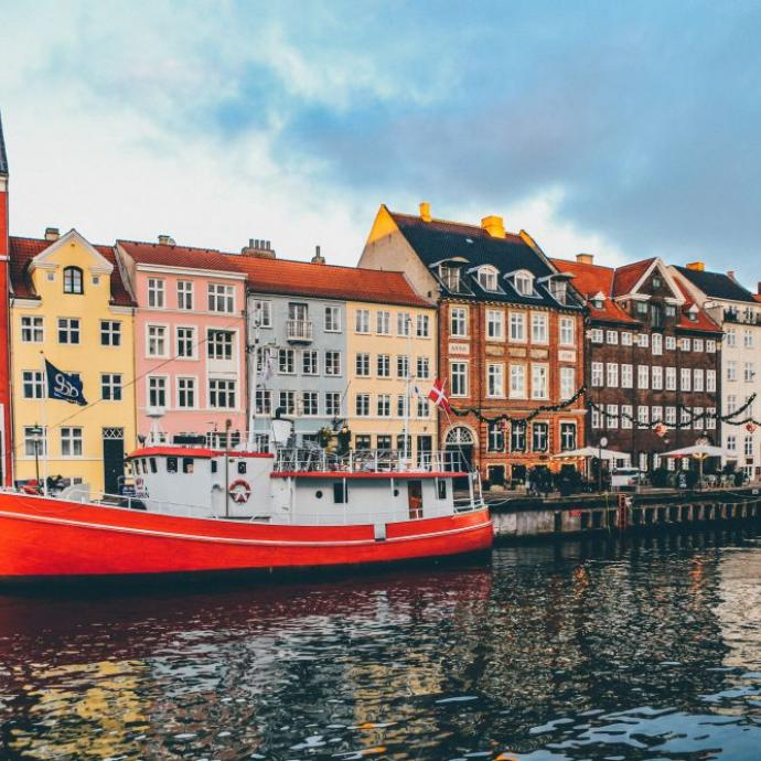 9. Copenhague<br />Credits: unsplash/nick karvounis