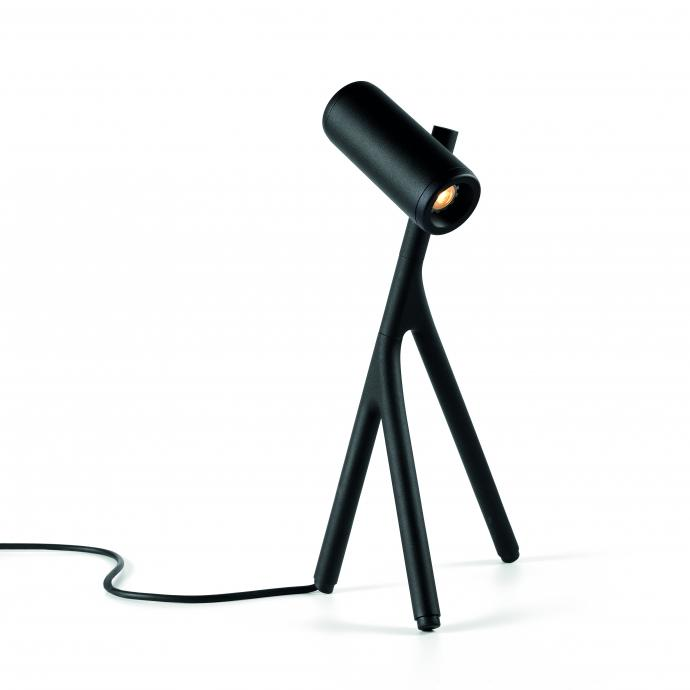 Lampe trepied Medard, Modular, 297 €.