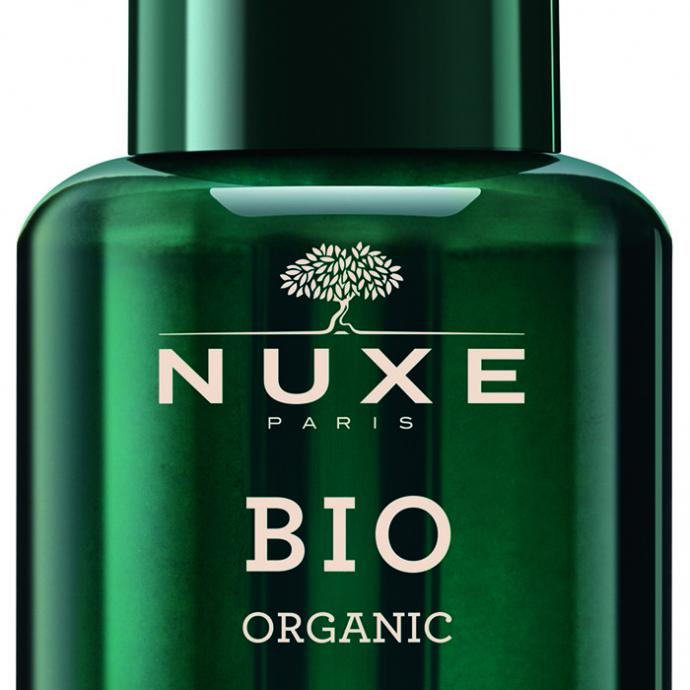 <strong>Un antioxydant pour ses rides</strong> : S&eacute;rum antioxydant Bio Organic Essential, Nuxe, 47,50&euro;