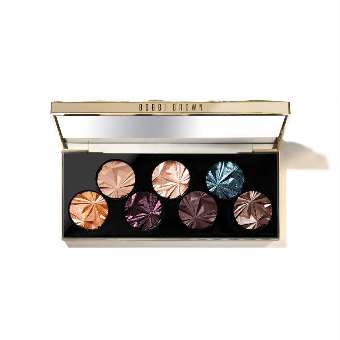 Palette pour les yeux Luxe Gems, Bobbi Brown, 37 €.