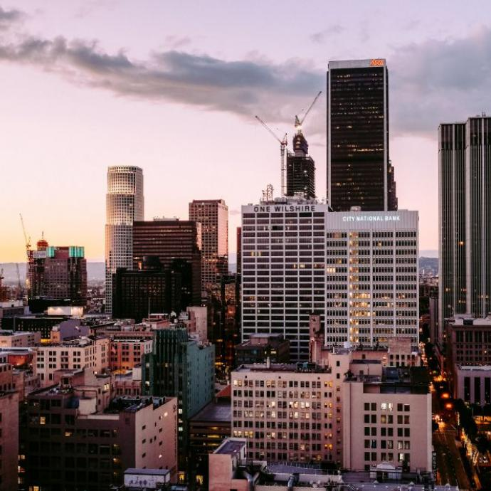 9. Los Angeles<br />Credits: unsplash/owen lystrup