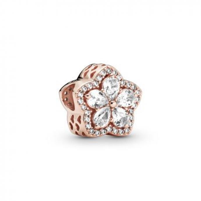 Pandora, Snowflake Rose, 79 euros