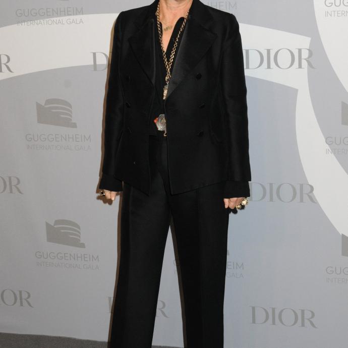 Sans oublier, Maria Grazia Chiuri, la directrice artistique de la maison Dior.