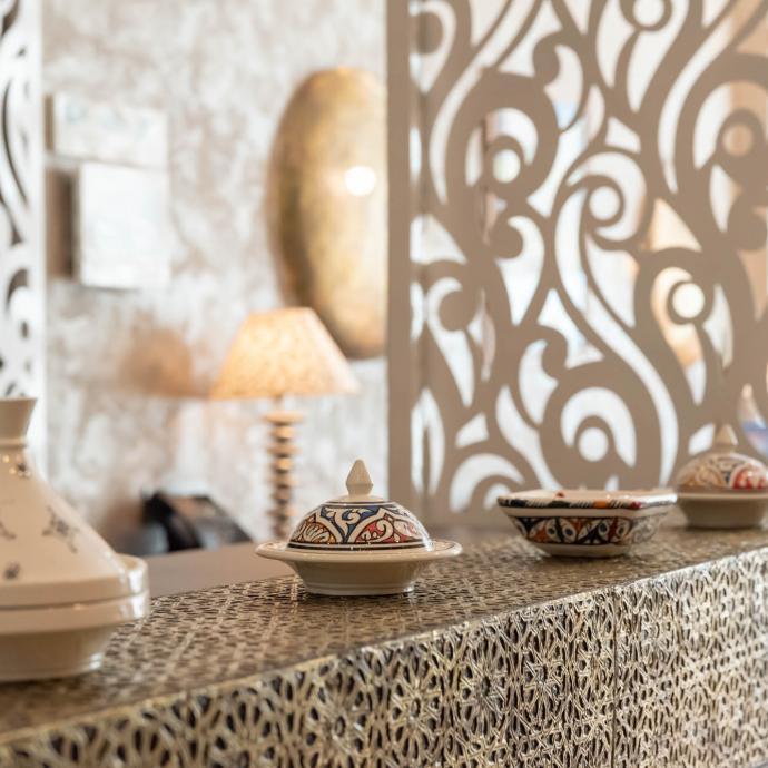 Les poteries de Safi