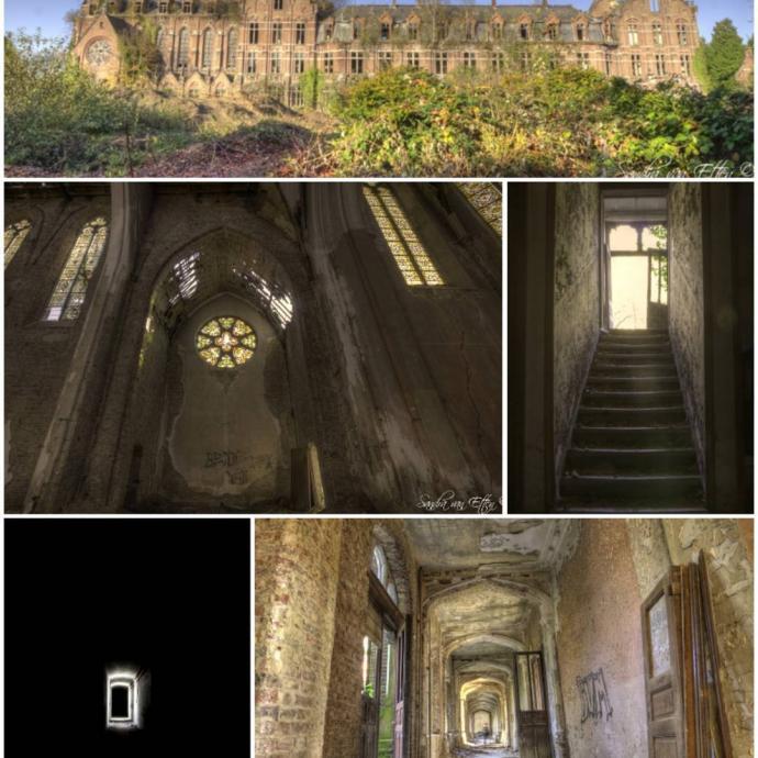 Construite au XVI ème siècle et ancienne école d'élitepour filles, cette forteresse vous accueillera dans une ambiance glaciale et entourée de murs géants, vous risquerez même de vous perdre dedans !
