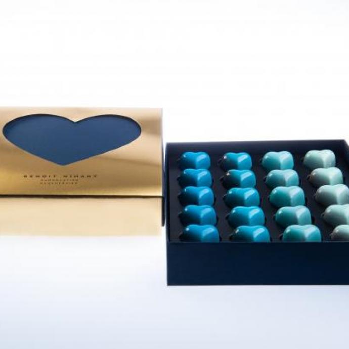 Benoît Nihant, coffret Bleu de Toi, 29 euros