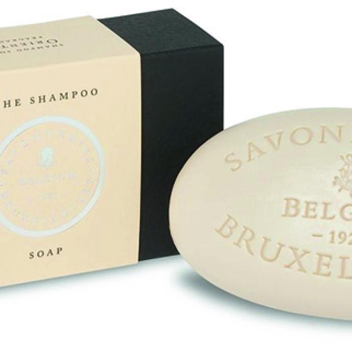 <strong>Un savon artisanal qui sent bon</strong> : Pain parfum&eacute;, Savonneries Bruxelloises, 15&euro;&nbsp;