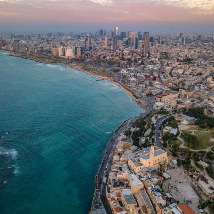 5. Tel Aviv<br />Credits: unsplash/shai pal