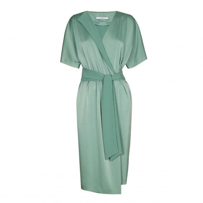 UPR Belgium, robe Xandres, 249 euros