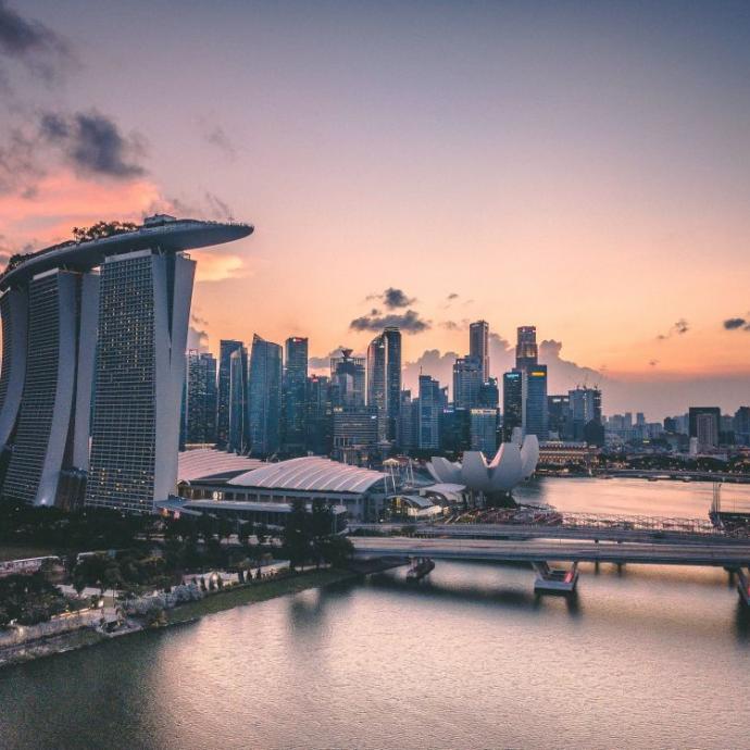 5. Singapour<br />Cr&eacute;dit: unsplash/ swapnil bapat