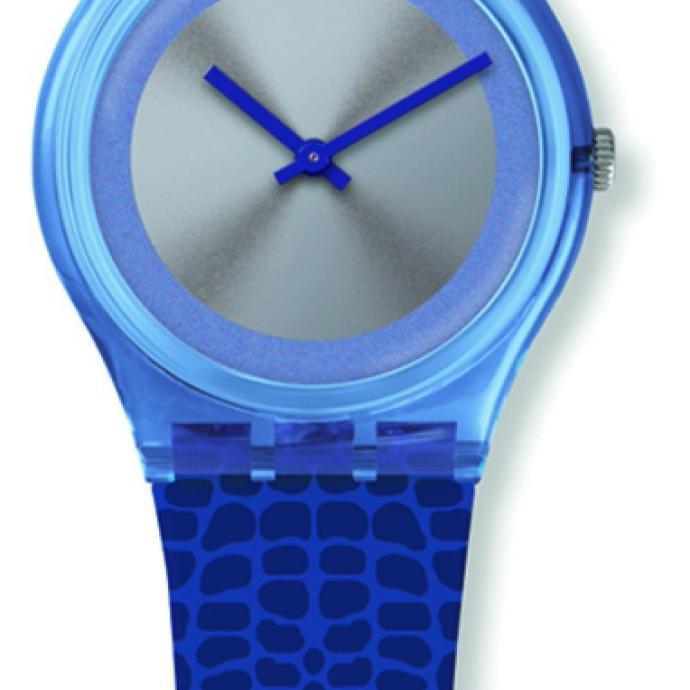 <strong>Une montre pour la plage</strong> : Montre collection James Bond, Swatch, 85&euro;