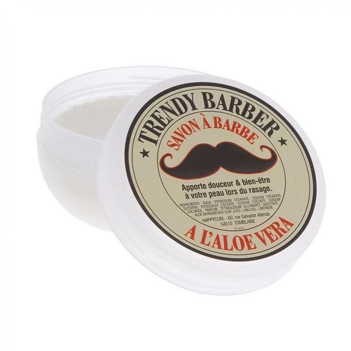 Savon à barbe, Trendy Barber, 9,59€ chez Di.