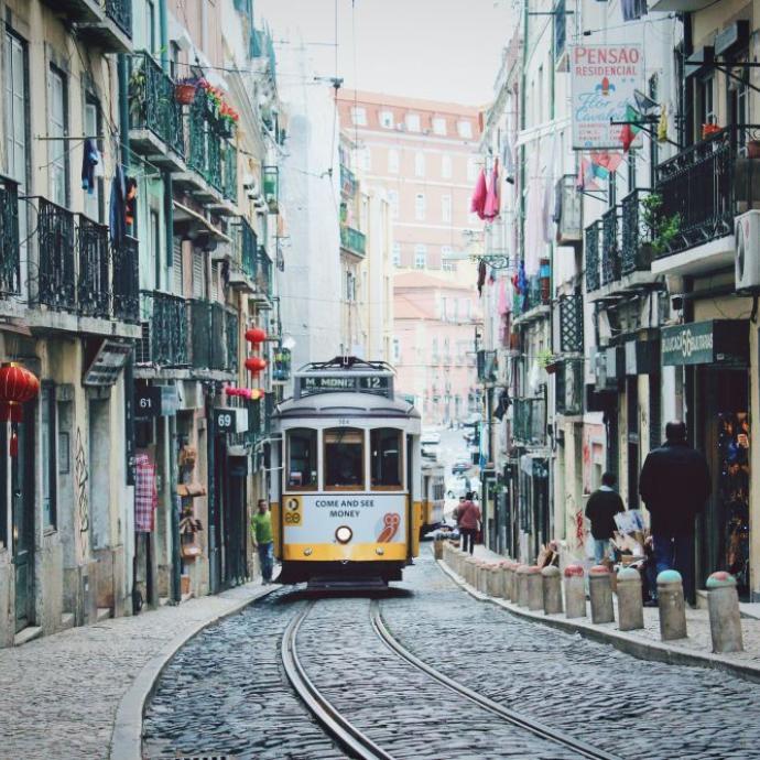 3.&nbsp;Lisbonne&nbsp;<br />Cr&eacute;dit: unsplash/vita marija murenaite