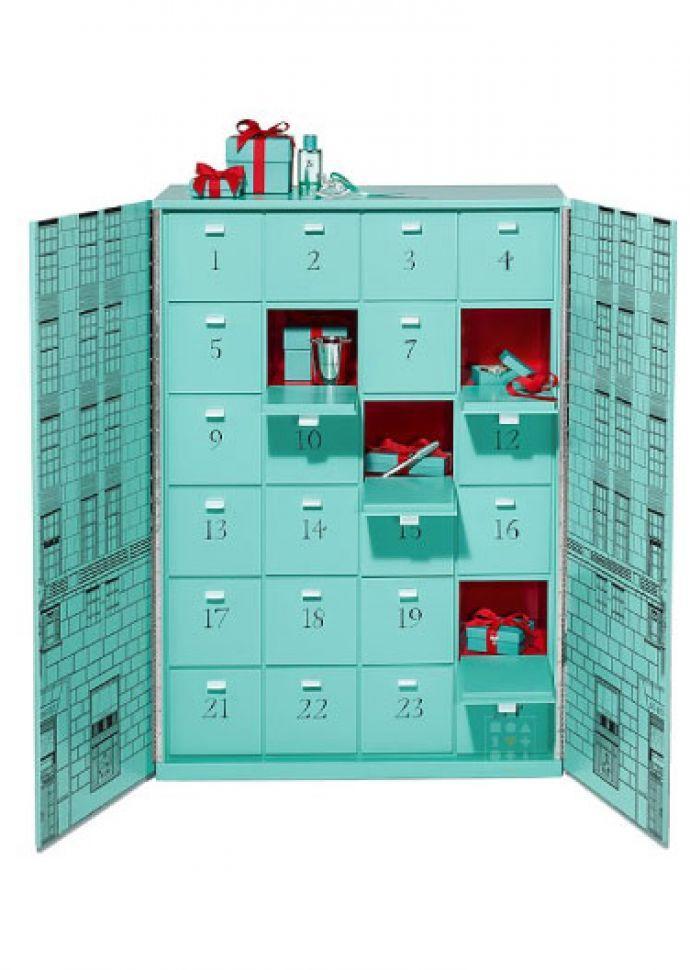 Calendrier D Avent.Tiffany Co Cree Un Calendrier De L Avent Ultra Luxueux