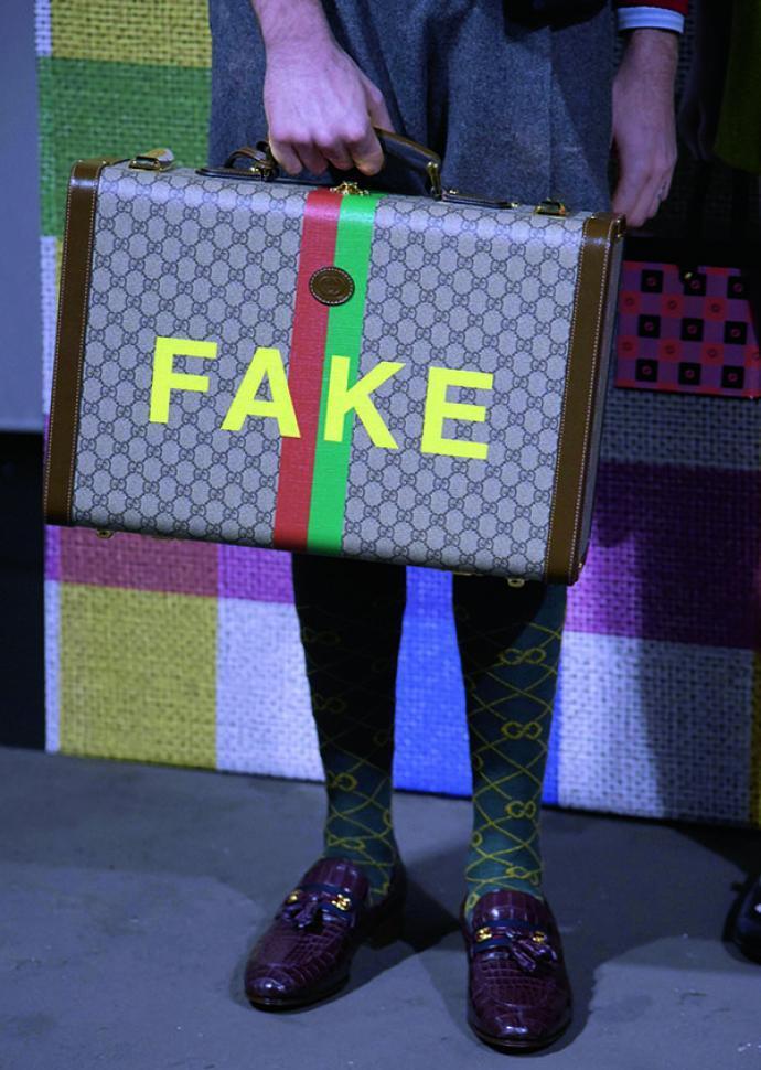 Défilé Gucci Automne-Hiver 2020