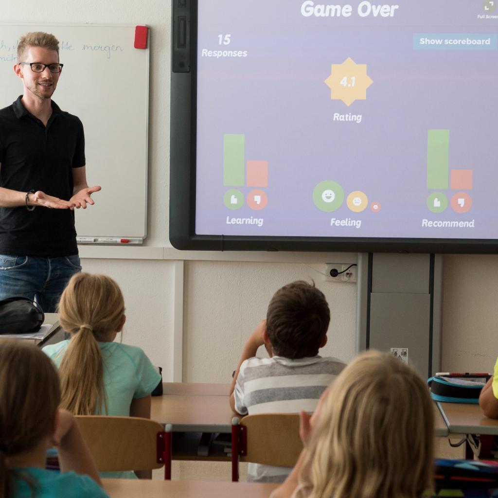 Tolérance au stress : 66 -Salaire annuel moyen : 75 010 $ -L'enseignant de l'enseignement enseigne des cours d'éducation.<sub><em>Crédit photo : Piqsels</em></sub>