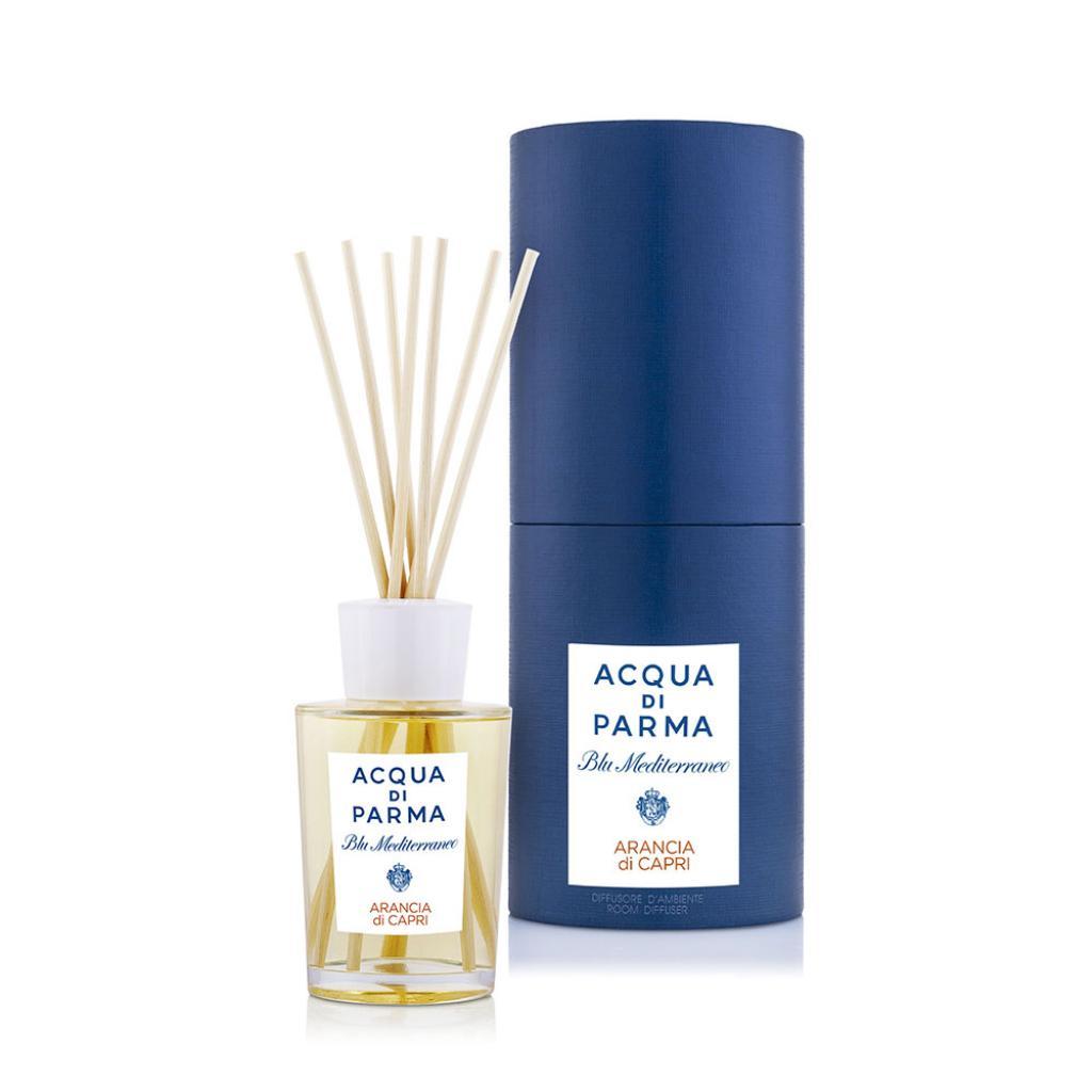 Diffuseur de parfum Arancia di Capri, Acqua di Parma, 68€.
