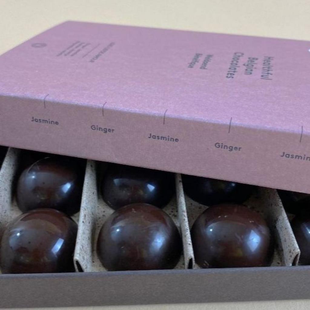 Chocolat Essentiel, Love Therapy Box, 34,95 euros