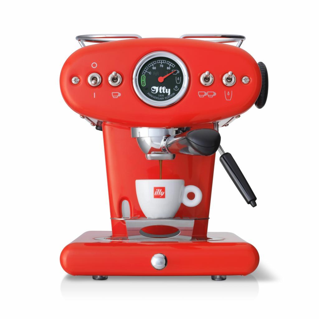 Illycaffè, machine à café modèle L'illy X1, 649 euros